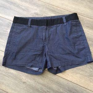 J. Crew Dark Denim Shorts